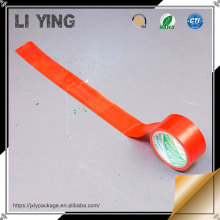 Caution tape Warning Floor Marking pvc adhesive tape for underground