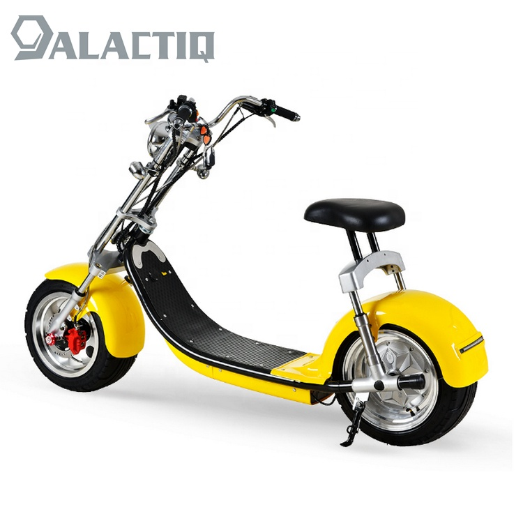 2019 Best price electric scooter citycoco fat wheel electric motorcycle scooter