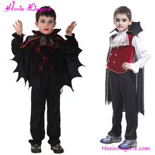 2015 Wholesale Cheap Halloween Cheap Pirate Kids Vampire Custome
