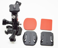 0421 go pro tripod mount Set,convert Gopros Mounts for Common Camera with 1/4inch connector using For Hero4 3+/3/2/1