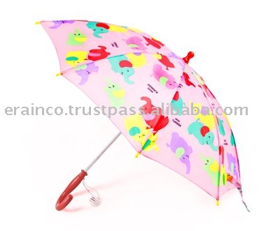 Kids Nursery Umbrella 68CM