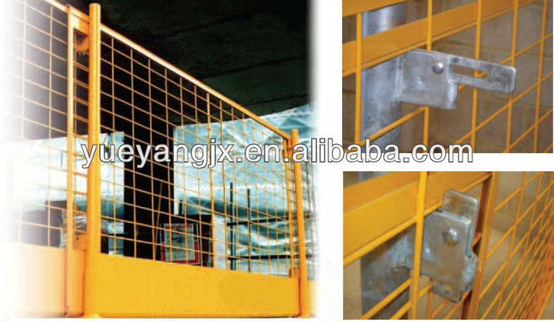 Guardrail System For Edge Protection