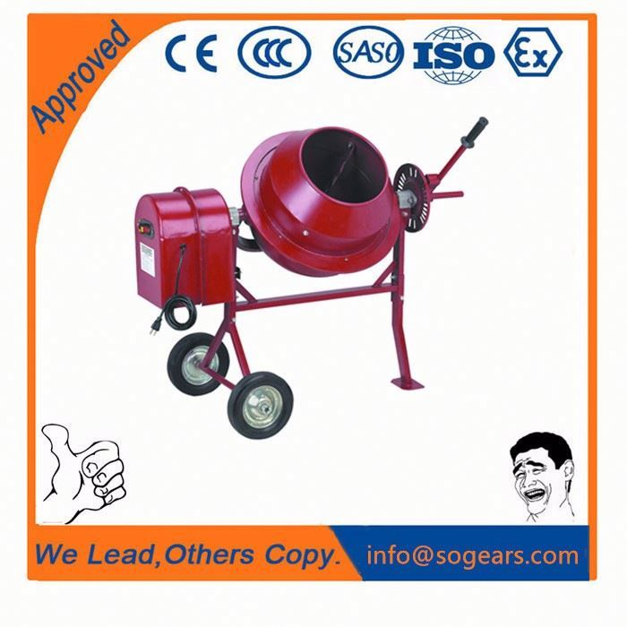 Free shipping Chinese Wholesale cement mixer 260l