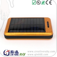 2015 hot product mobile universal waterproof solar power bank charger 100000mah
