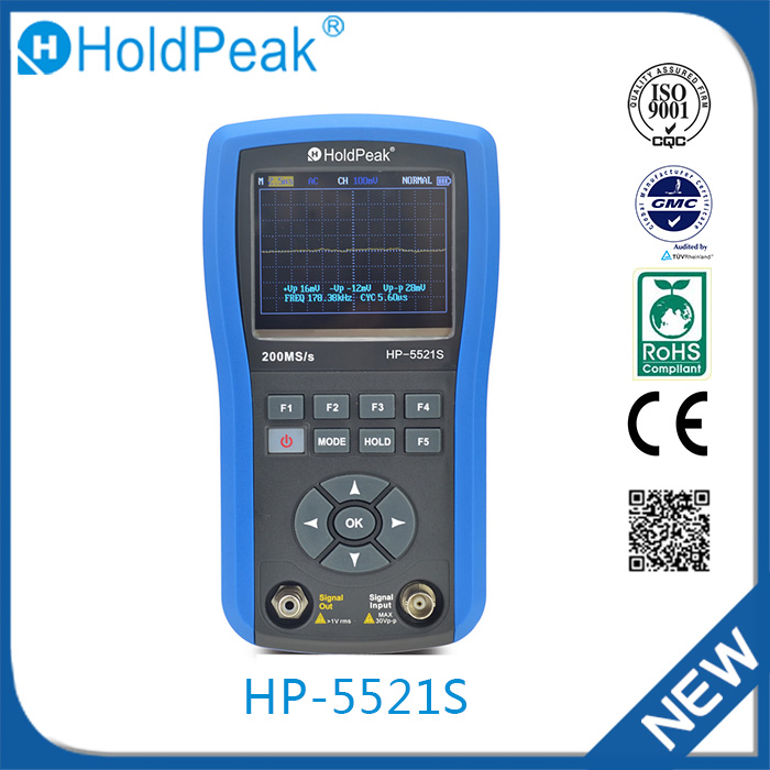 HP-5521S China Supplier Rigol Oscilloscope