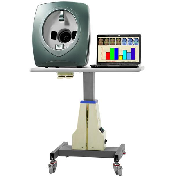 2016 NEW Professional skin scope analzyer/face skin scope analyzer/skin scope analysis machine