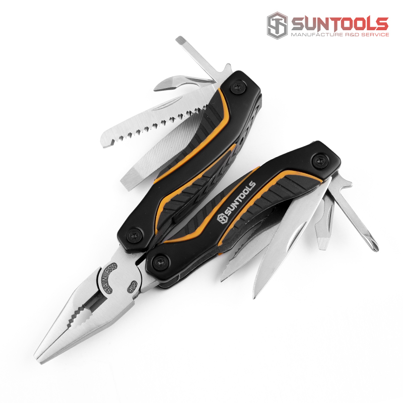 Premium Heavy Duty Multi-tool Pocket Knife