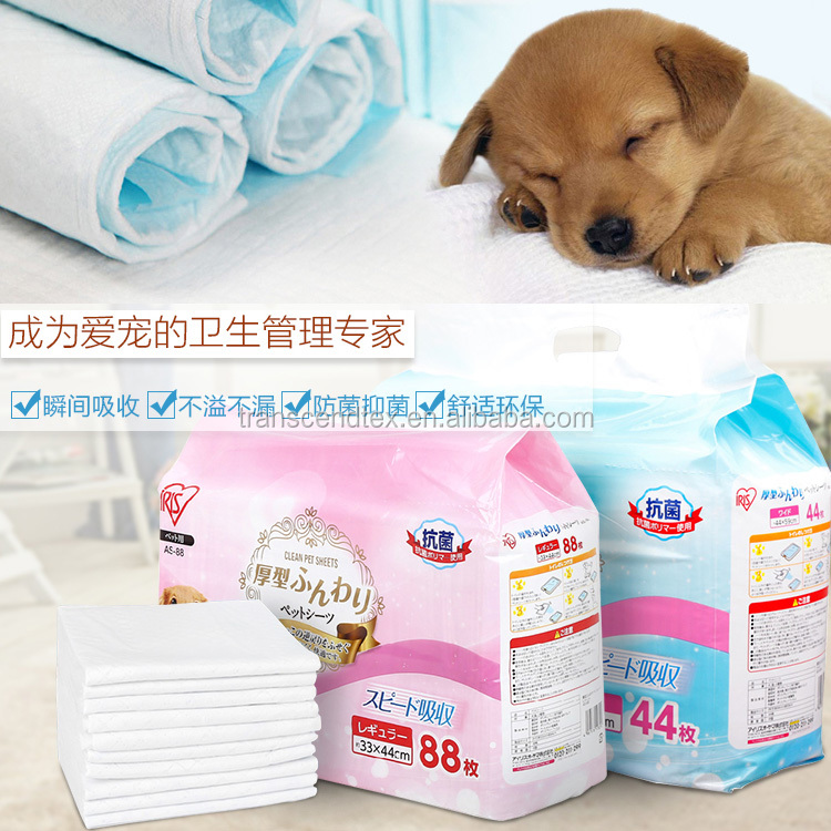 High Quality Dog Training Pad, super absorbent dog Urine Pads with cheapest price