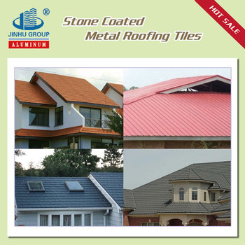 stone coated roof tile JINHU 002