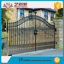 modern wrought iron door / cast iron fire place insert/ exterior wrought iron door