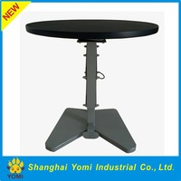Pet products pet accessory round hydraulic dog grooming table