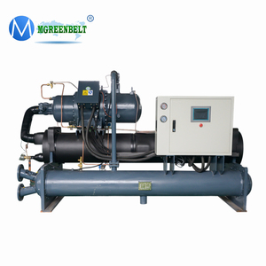 Industrial Concrete Batching Plant Water Cooled Chiller Cooling System with Low Price