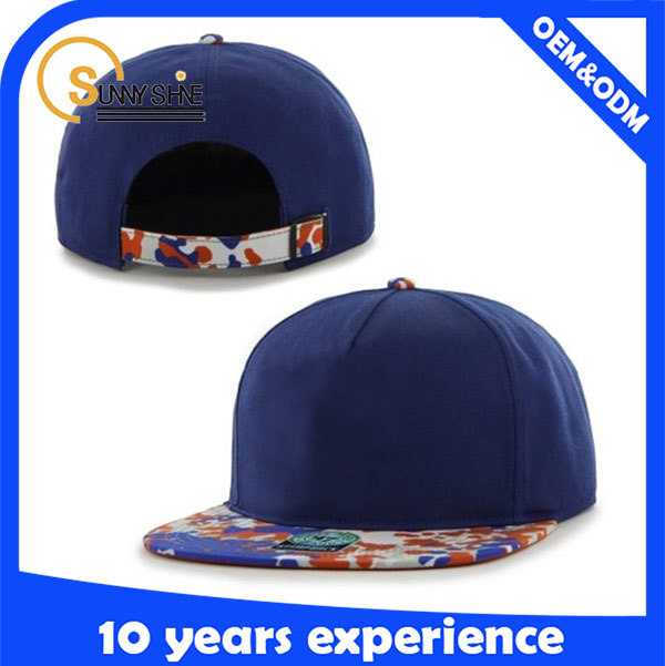 fashion winter hat for young girls simple snapback cap