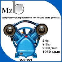 V-2051mzb air compressor head specified for Poland state projects