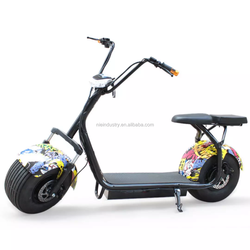Nzita off road two Wheel stand up electric scooter