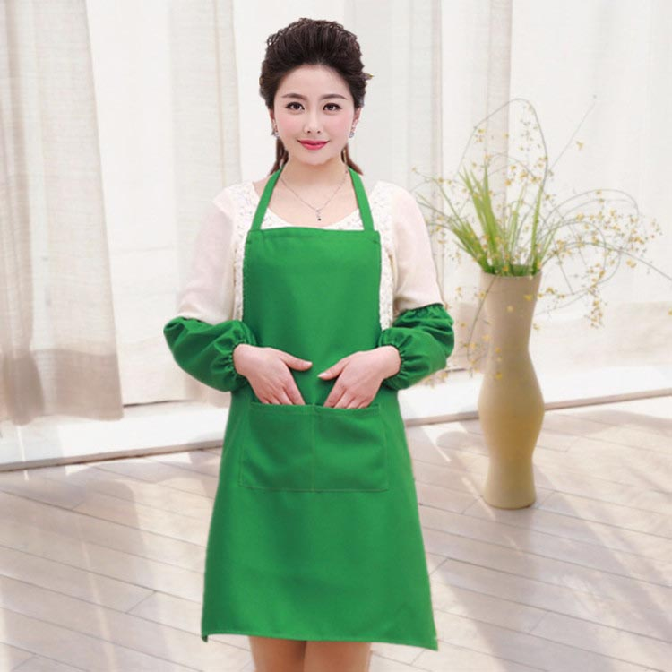 2017 Amazon hot sale water proof leather aprons