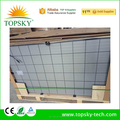 2017 A grade Dual glass solar panel Double glass panel cheap price