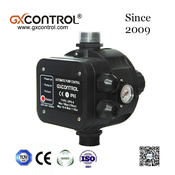 1.5bar 220V high quality water pump controller