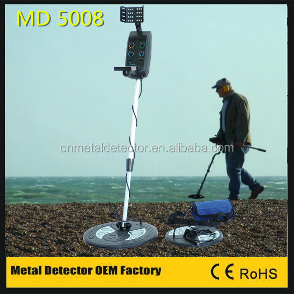 MD5008 5 meters underground archaeological exploration of underground treasure metal detector