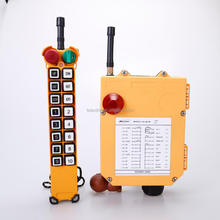 16 buttons rf wireless remote controls transmitter and receiver with FCC and CE certificates F21-16S