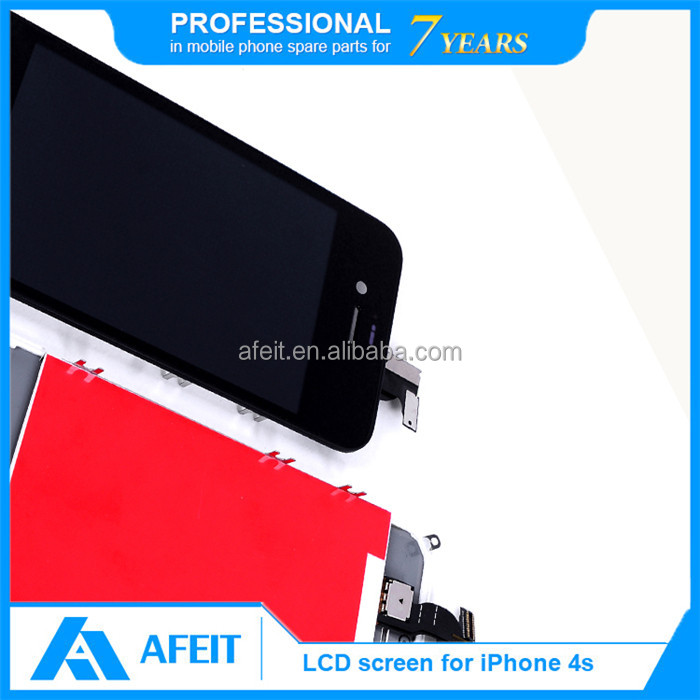 2016 High Quality For Iphone 5 5s 5c 4 4s Lcd Display