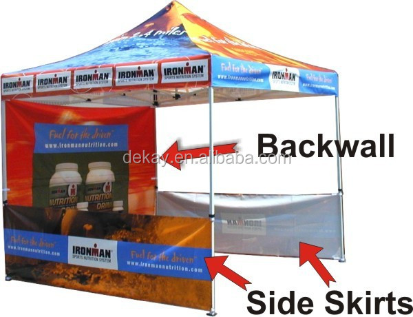 5x5ft automatic pop up canopy screen folding tent