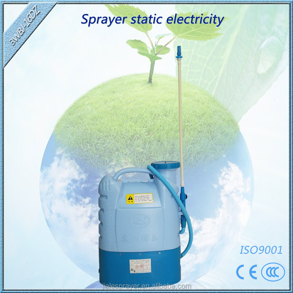 16l factory supplier rechargeable electric backpack sprayer