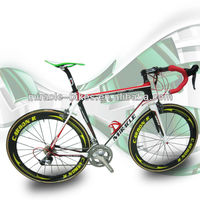 MIRACLE 2013 latest model road complete carbon bike of new desig
