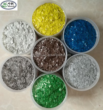 Mica Flakes for building material plate anti-corrosion paint plastic