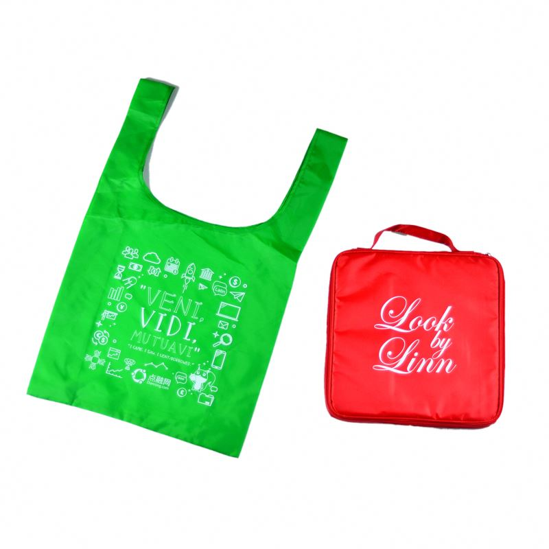 New recycle promotional oxford eco friendly bag