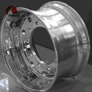Steel Aluminum Alloy Roller Car Wheel Rim