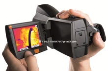 Rotatable Display Building Thermograpy Thermal Imager Testo 876 with USB 2.0