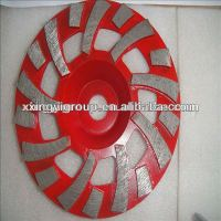 concrete diamond grinding wheel