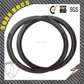 700C carbon T800 50mm clincher 25mm width U shape wheel 12K road bike rims