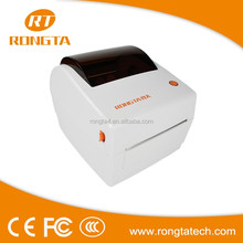 High Print speed 4 inch direct thermal label printer RP410