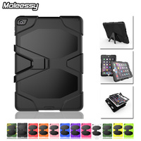 Factory best selling android tablet case for ipad air 2 heavy duty case waterproof with stand