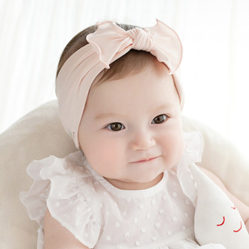 MS70041W 2017 new style baby cotton hair band