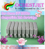 Best supplier!!!for Canon iPF 8000s Compatible Ink Cartridge