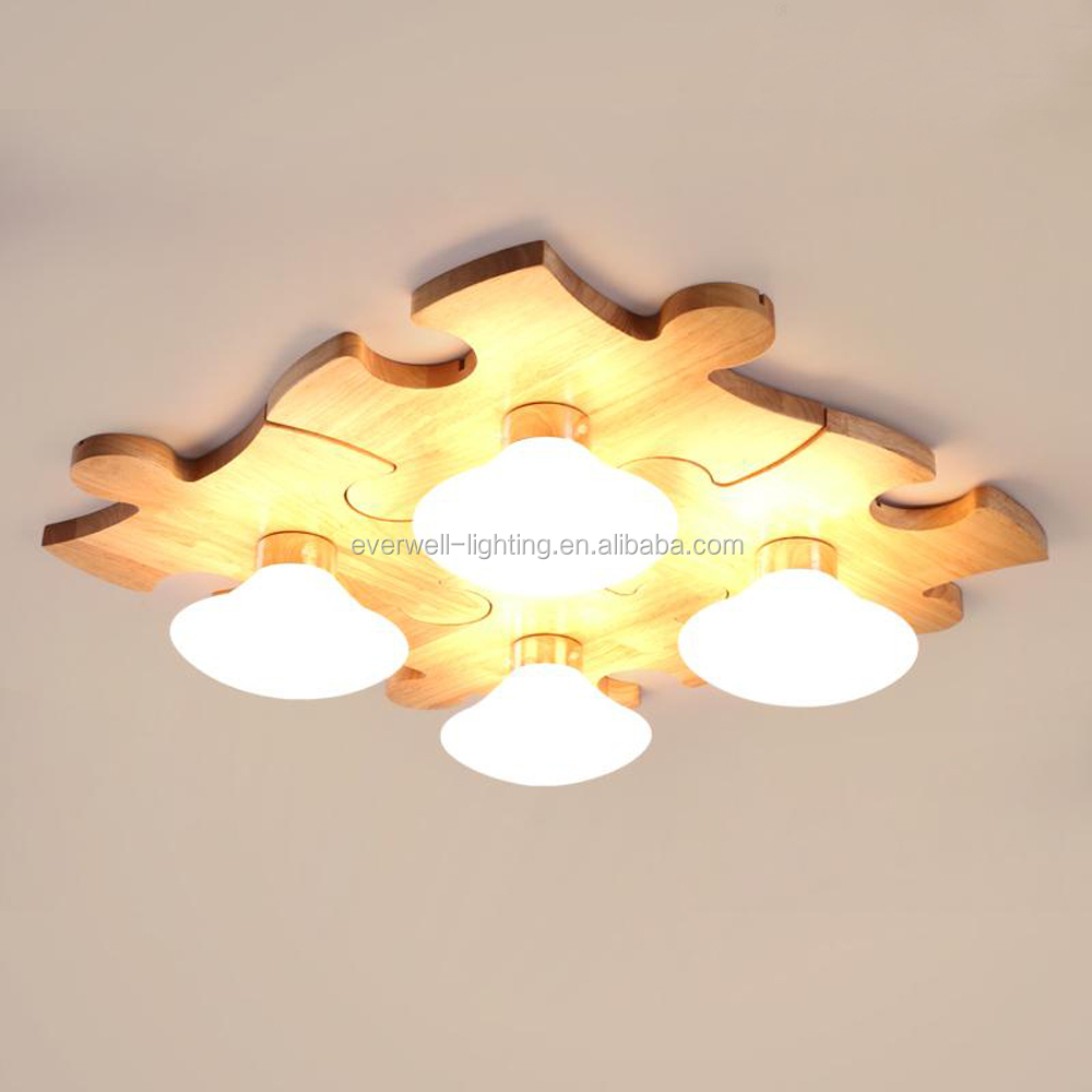 best wholesale modern style wood ceiling lamp ceiling lamp e27 base