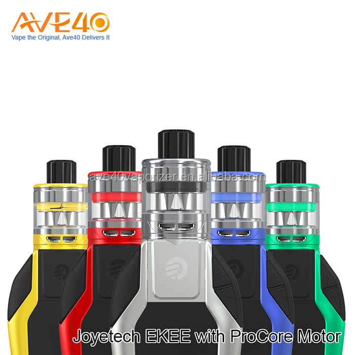 2017 Innovative Product Vapor Starter Kits Express 80W Joyetech Ekee With ProCore Motor TC Kit With 2A Quick