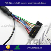 Manufactured in China 50 pin lvds cable, usb cable driver