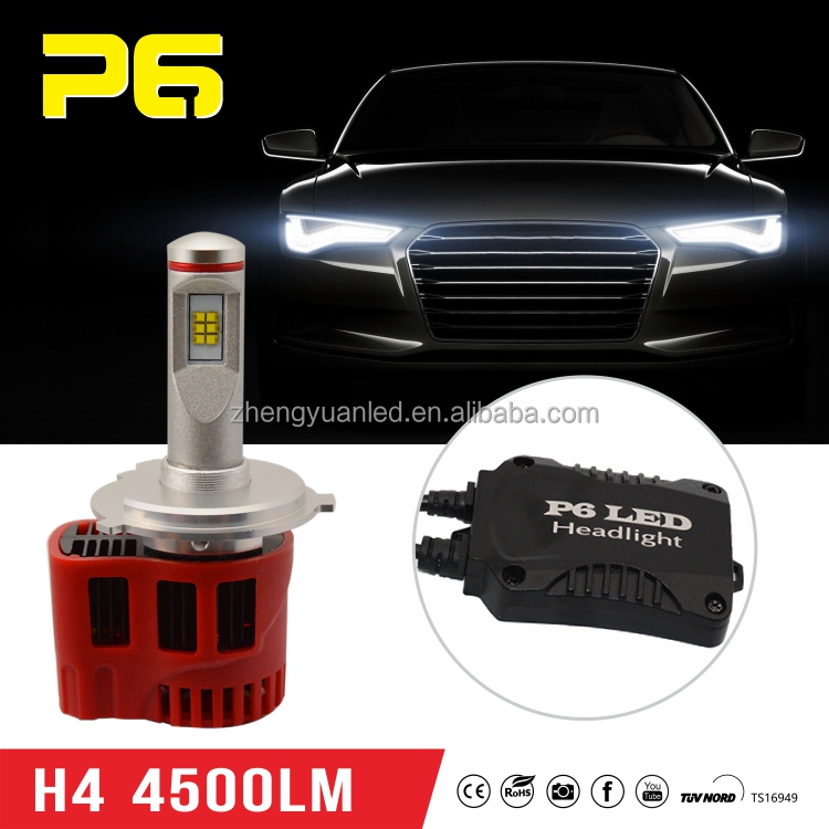 3000K 4300K 5000K 6000K 9000lm car h4 led headlight bulbs sbt japan used cars