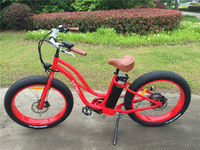 New model strong and fast fat tire electric bike RSEB506
