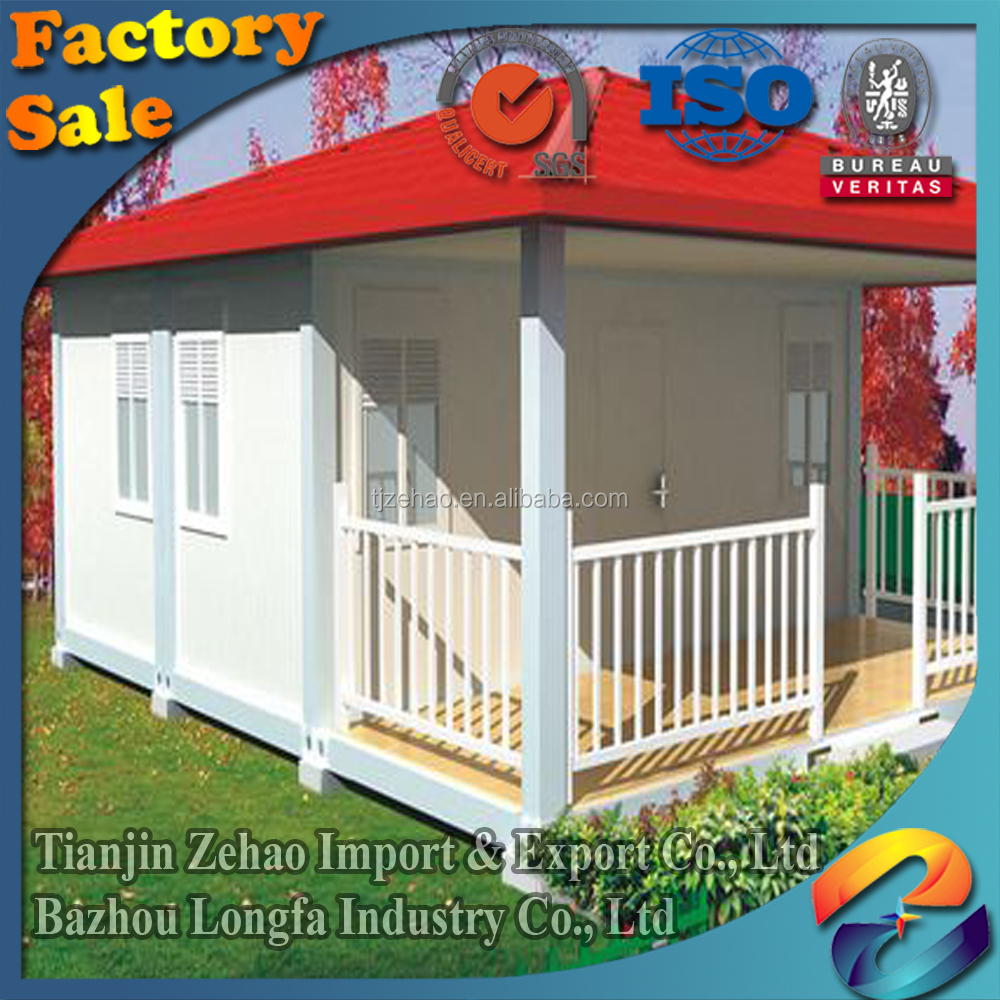 Floating different colors cold storage room container house price