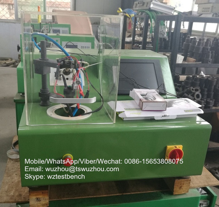 WZS200(EPS200)/WZS205(EPS205) COMMON RAIL INJECTOR TEST BENCH