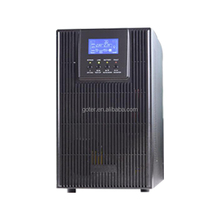 Pure Sine Wave High Frequency Online Ups 10kw for Computer and Security Systems