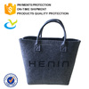 Wholesale promotional hand made polyester flet shopping bag,felt tote bag