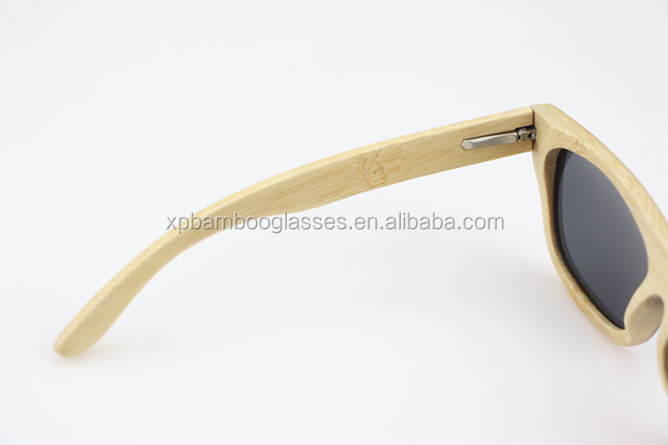 OEM Polarized Sports Cheap Full Bamboo Sunglasses With Custom Logo