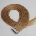 20inch #27 Strawberry Blonde Double Drawn Chinese Remy Hair Tpa Ins