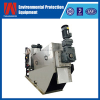 sludge dehydrator Environmental protection equipment sewage treatment